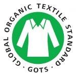 absorbant coton bio-labellisé GOTS