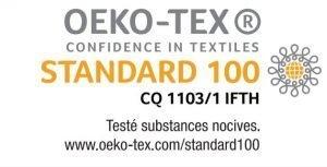 OEKO_Tex couche lavables compressée