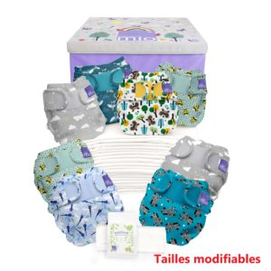 pack couches lavables-bambino mio