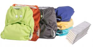 pack couches lavables TE2 évolutives