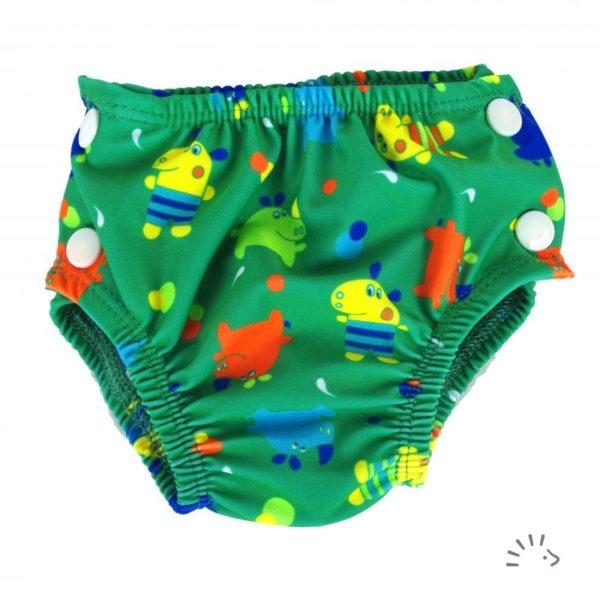 couche bains-Hippo Splash