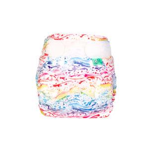 couche lavable PeeNut Splash Front