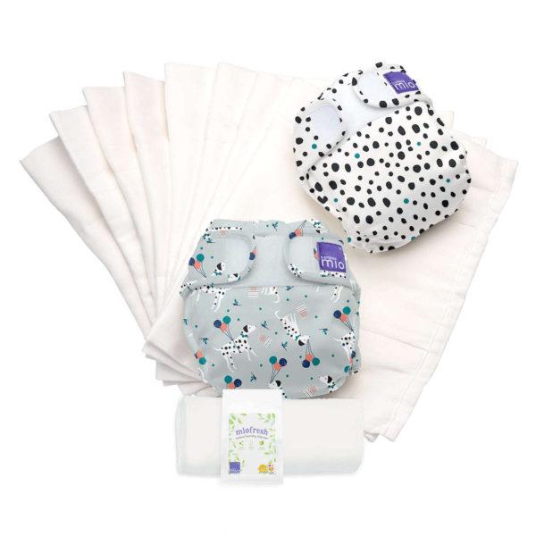 pack couches lavables bambinomio-gouter des animaux A