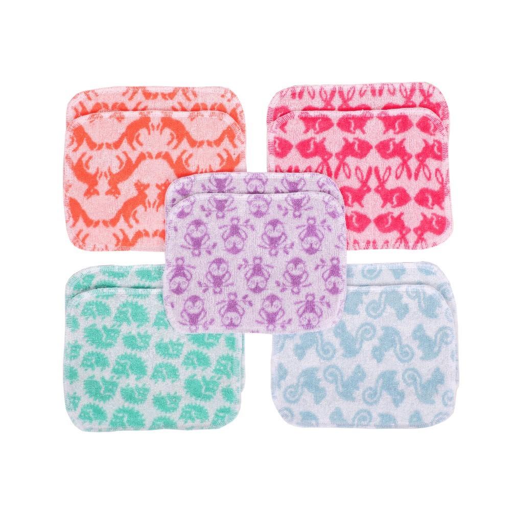 Lingettes lavables TotsBots